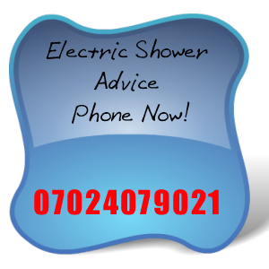 electric showers advice West Park phone 07024079021