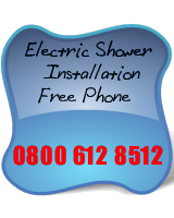 Electric Shower Installation Liverpool Free Phone 0800 612 8512
